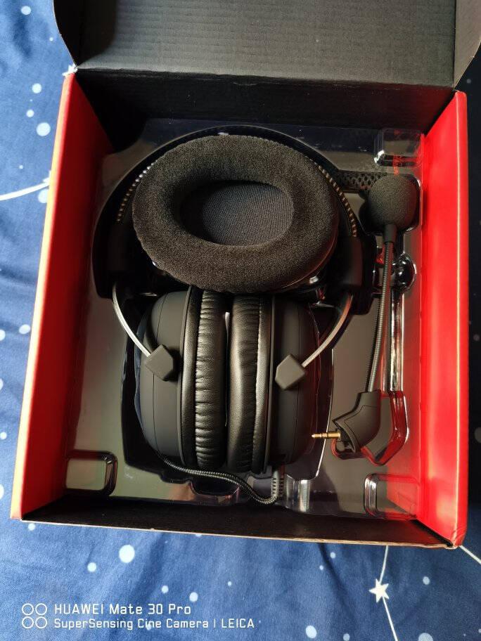 金士顿(Kingston)HyperX游戏耳机Cloud2飓风2黑鹰S电竞耳机头戴式电脑吃鸡耳机耳麦飓风青铜色CloudⅡ虚拟7.1声道音效