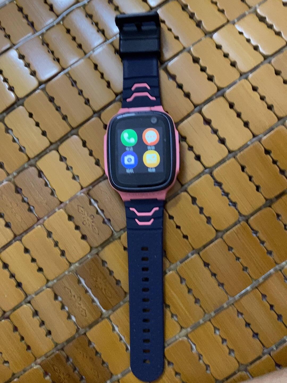 360电话手表安全定位IPX8防水超大电池SE5(4G版)儿童手表宝石蓝