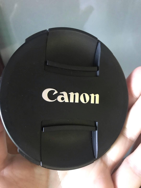 佳能(CANON)E-82II原装82mm镜头盖适用于佳能EF24-70mmF2.8IIEF16-35mmf2.8LIIIUSM三代