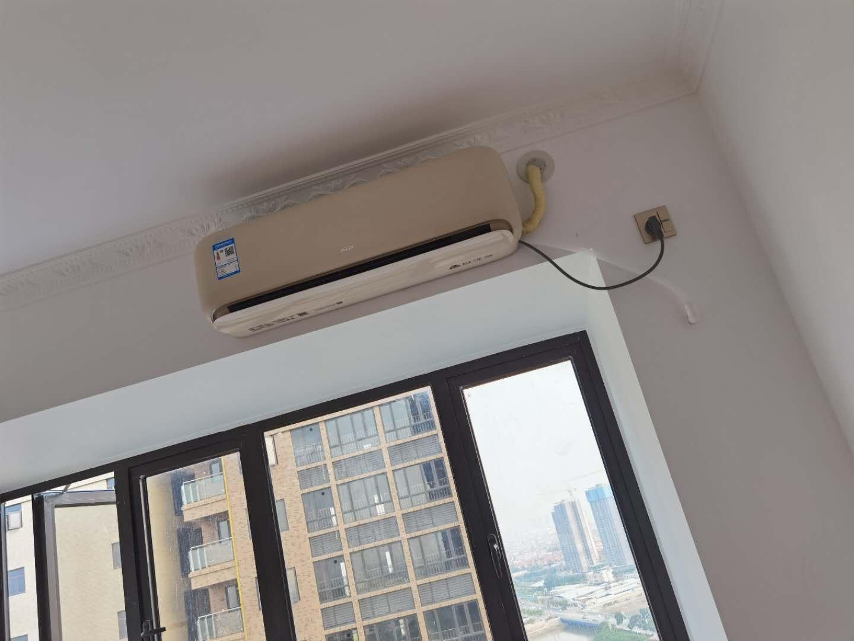 奥克斯(AUX)3匹一级能效变频冷暖30秒速冷空调立式淑女客厅空调柜机(KFR-72LW/BpR3PYA1+1)静音节能