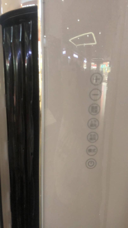 奥克斯(AUX)3匹金淑新一级能效变频冷暖30秒速冷空调立式客厅智能空调柜机(KFR-72LW/BpR3PYA2(B1))