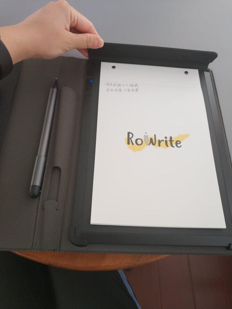 柔宇科技智能手写本,送客户开会笔记礼物