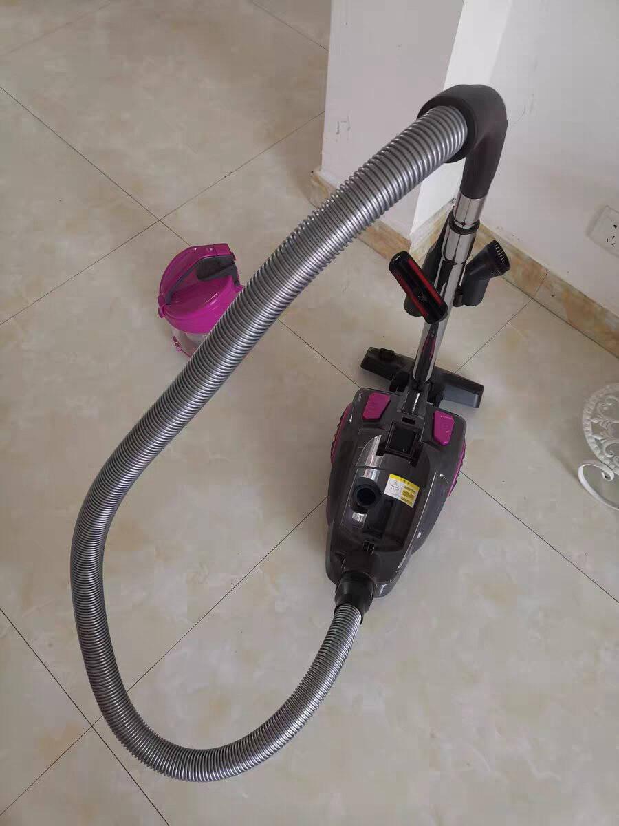 美的(Midea)卧式吸尘器C7家用无耗材大功率强劲大吸力