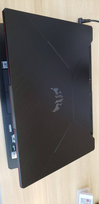 华硕(ASUS)飞行堡垒8英特尔酷睿i515.6英寸游戏笔记本电脑(i5-10200H16G512GSSDGTX1650Ti4G144Hz)
