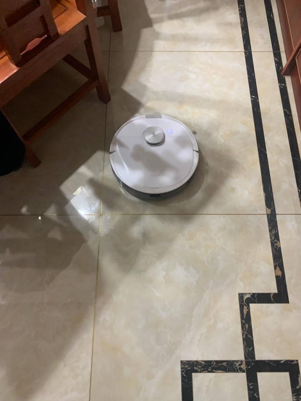 科沃斯Ecovacs地宝N9+拖地机器人家用扫拖洗一体智能扫地机智能免洗拖布DVX45+CH2028
