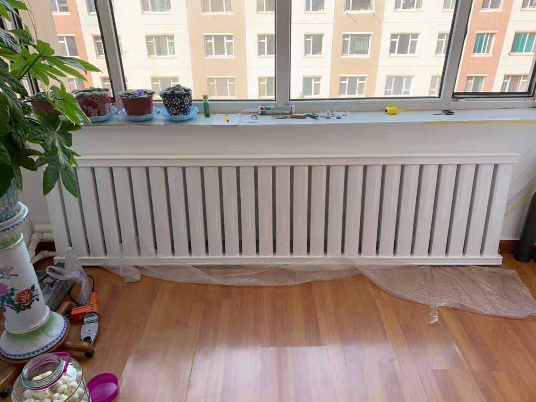 歆普森暖气片家用水暖壁挂式暖气散热器集中散热钢制大水道煤改气暖气片定制其他尺寸