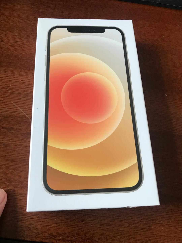 【值享焕新版】AppleiPhone12(A2404)128GB白色支持移动联通电信5G双卡双待手机