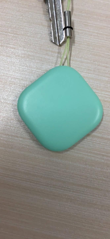 纳特(nut)2代智能蓝牙防丢器车钥匙寻找手机钱包防丢神器双向寻物报警器防丢贴片绿色