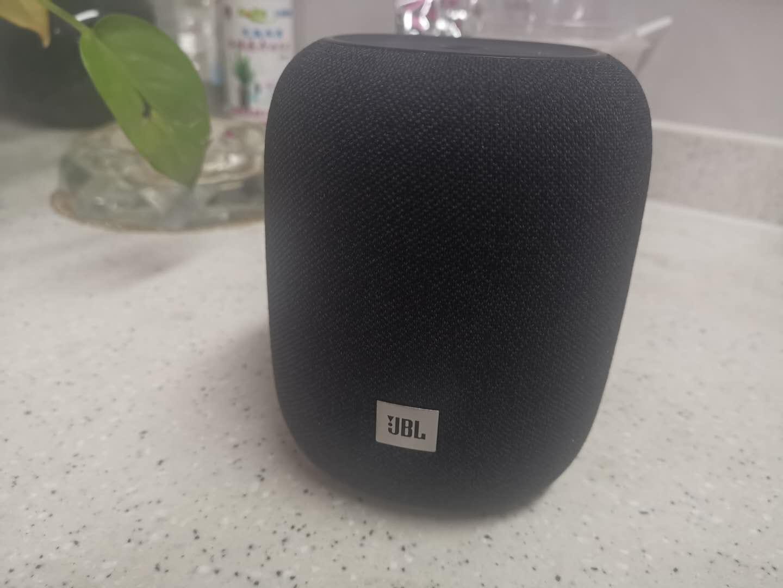 JBL Link Music智能蓝牙音箱,生日给男朋友送什么礼物合适