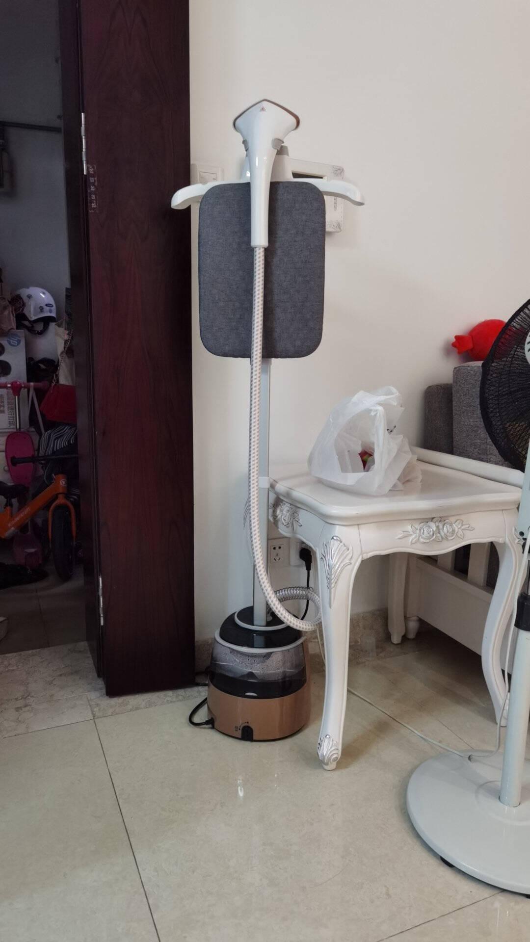 苏泊尔(SUPOR)挂烫机家用蒸汽熨斗小型熨烫机智能烫衣服手持商用服装店除菌烫衣机【王源代言款】有熨烫板