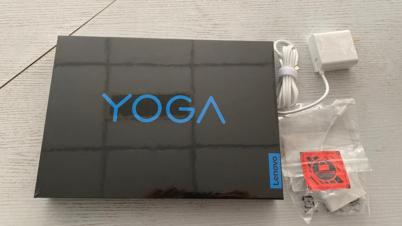 联想YOGA超轻薄商务本,送老公日常工作用礼物