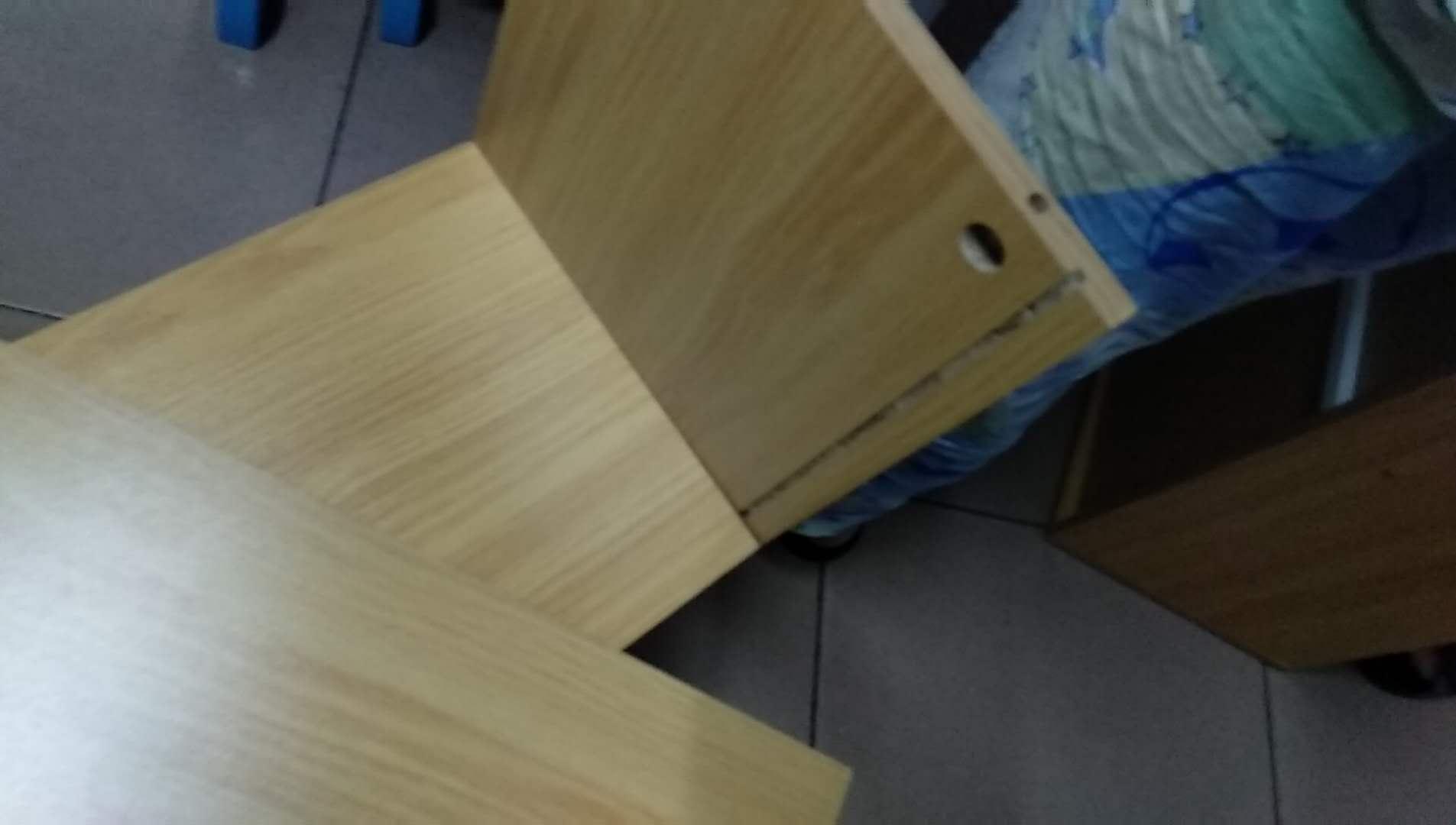 家乐铭品书柜书架60cm宽储物柜1.59M加固自由组合1.85M简易柜子省空间落地文件柜置物架木纹拼色1.85米H680-P