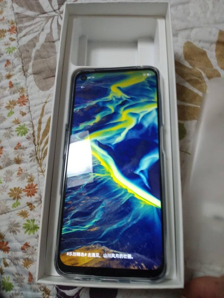 OPPOK7x双模5G4800万四摄5000mAh长续航90Hz电竞屏黑镜6GB+128GB30W闪充全网通手机
