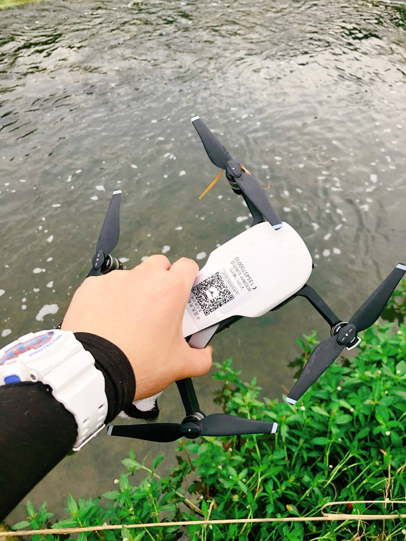 大疆(DJI)无人机air御mavicAIR航拍无人机高清4K录制全能套装Mavic大疆air电池无人机智能飞行电池