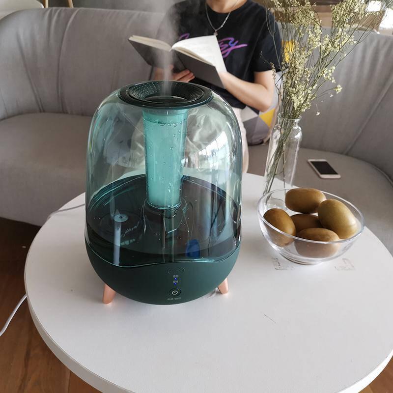 德尔玛(Deerma)加湿器卧室客厅两用空气加湿器加湿器婴儿适用静音迷你加湿器DEM-F329