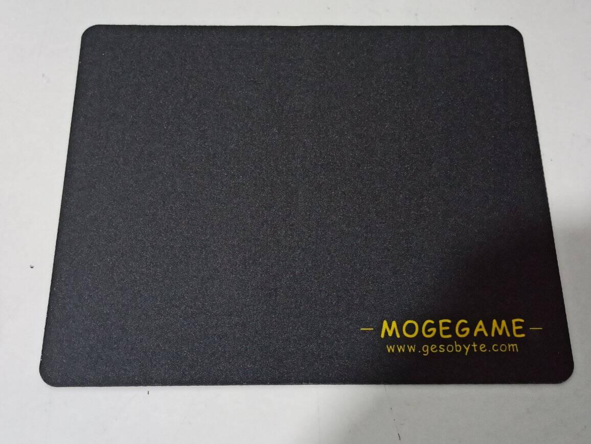 吉选(GESOBYTE)S240鼠标垫小号办公游戏鼠标垫笔记本电脑办公室桌面鼠标垫学生240*200*2mm凑单