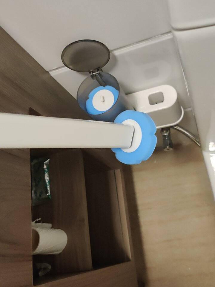京东京造一次性马桶刷替换头量贩装36个