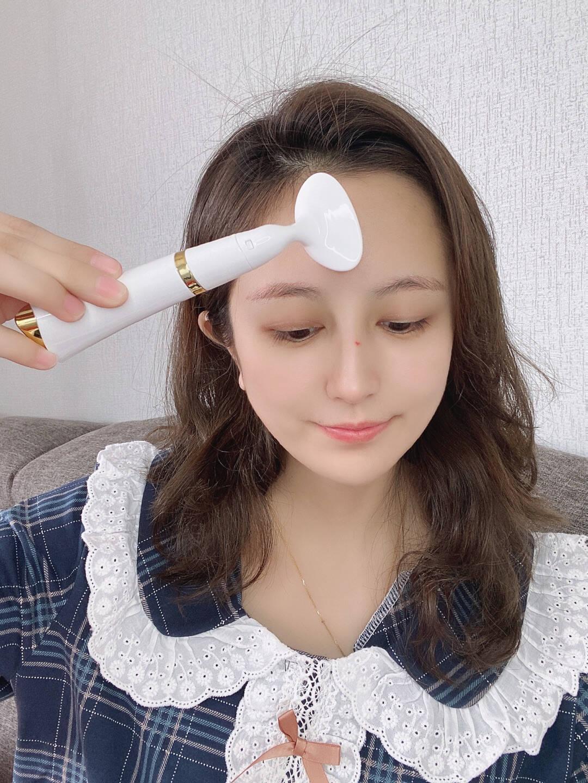 玛可蓓莉Marcopele洁面仪洗脸仪电动男女通用洁面刷洗脸神器卸妆脸部深层清洁护理MP6010白金色