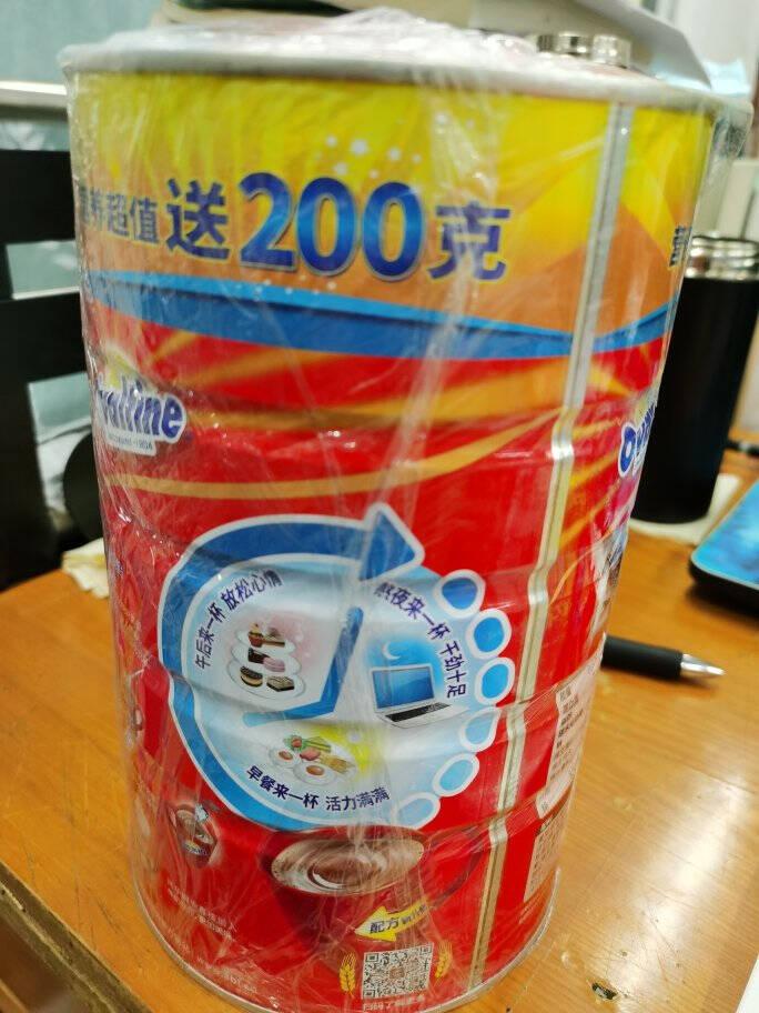阿华田Ovaltine可可粉营养多合一800g罐装麦芽蛋白型固体饮料冲调饮品早餐代餐速溶奶茶冲饮可可味(800g)
