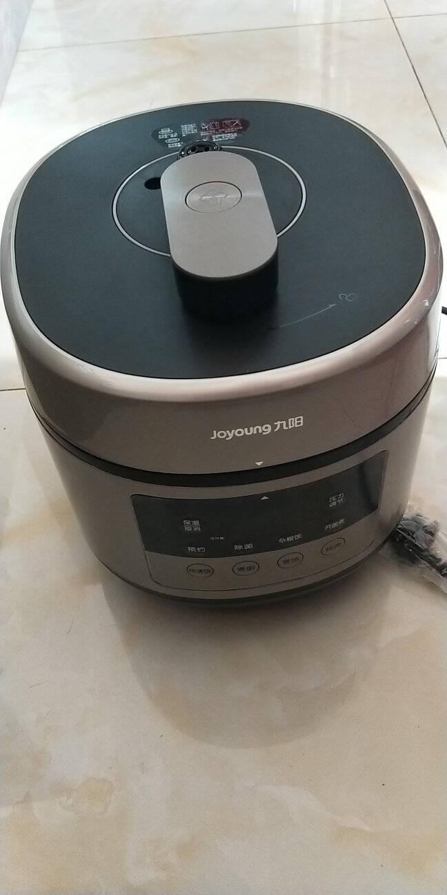 九阳(Joyoung)电压力锅5L电高压锅双胆智能预约压力调节煮饭煲汤Y-50A7