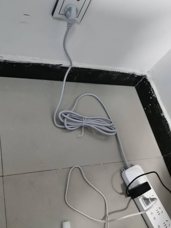 公牛插座新国标基础插排总控分控带儿童保护门新国标插座排插/接线板插座B5系列插排八位总控5米(全长)