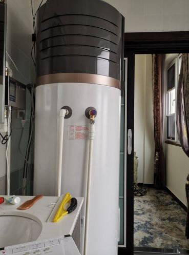 海尔(Haier)太空能/空气能/热水器三合一全屋双源速热带电热泵落地式阳台平板式太阳能热水器265升(2-8人适用)带智能wifi