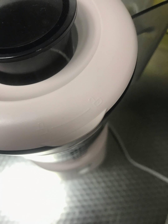 美的(Midea)料理机家用多功能双杯榨汁机可果汁搅拌研磨辅食WBL25B26