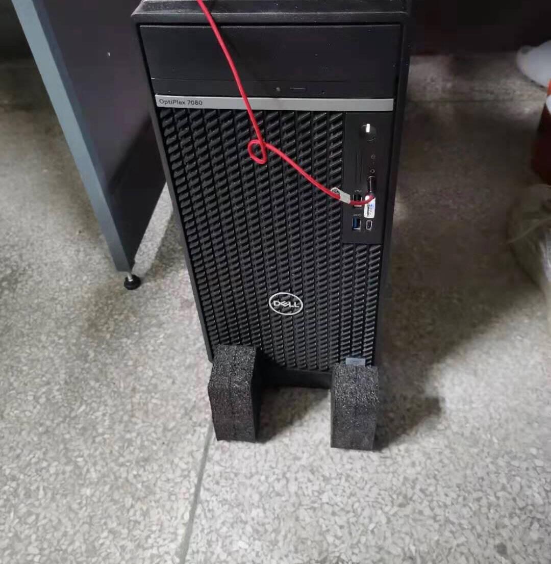 戴尔(DELL)OptiPlex7080MT台式机电脑主机游戏商用台式机工作站十代7070定制i7-10700/64G内存/512G固态+4TP1000-4G图形卡/定制