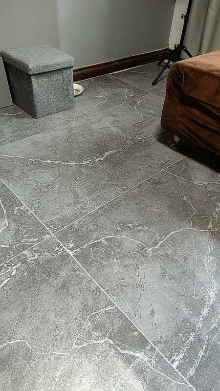 阁彩地板pvc地板革家用加厚耐磨【20平方】水泥地板贴纸自粘地胶垫常规款QJ046(20平方)