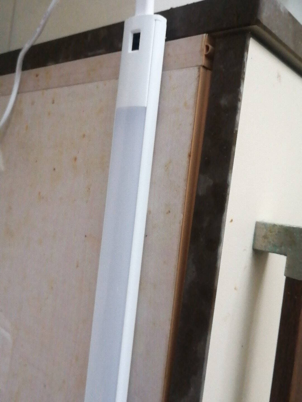欧普手扫感应灯护眼灯led无线免布线厨房usb触摸衣柜灯条磁吸橱柜3瓦-30CM-白光(衣柜/厨柜/书桌/床底)