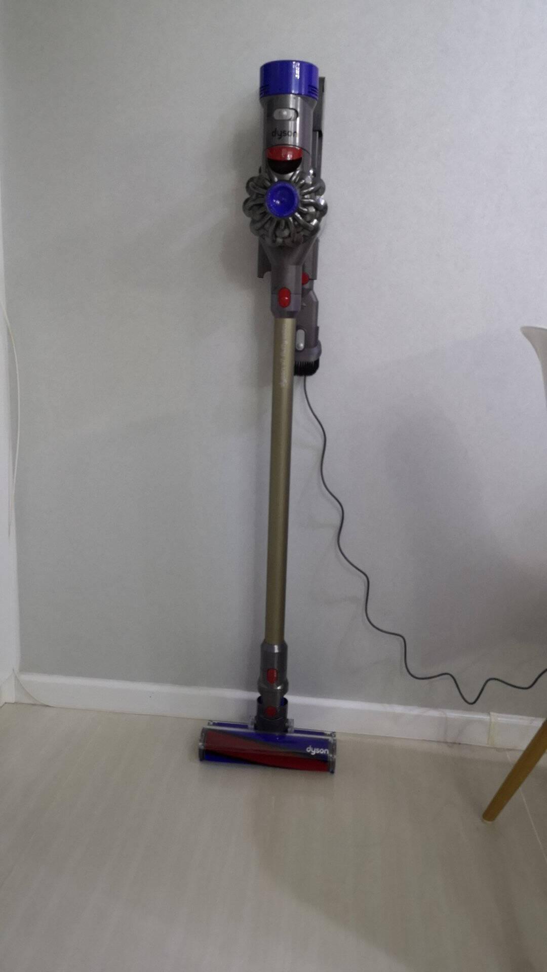戴森(Dyson)吸尘器V7FluffyExtra手持吸尘器家用除螨宠物家庭适用【京品家电官方正品】