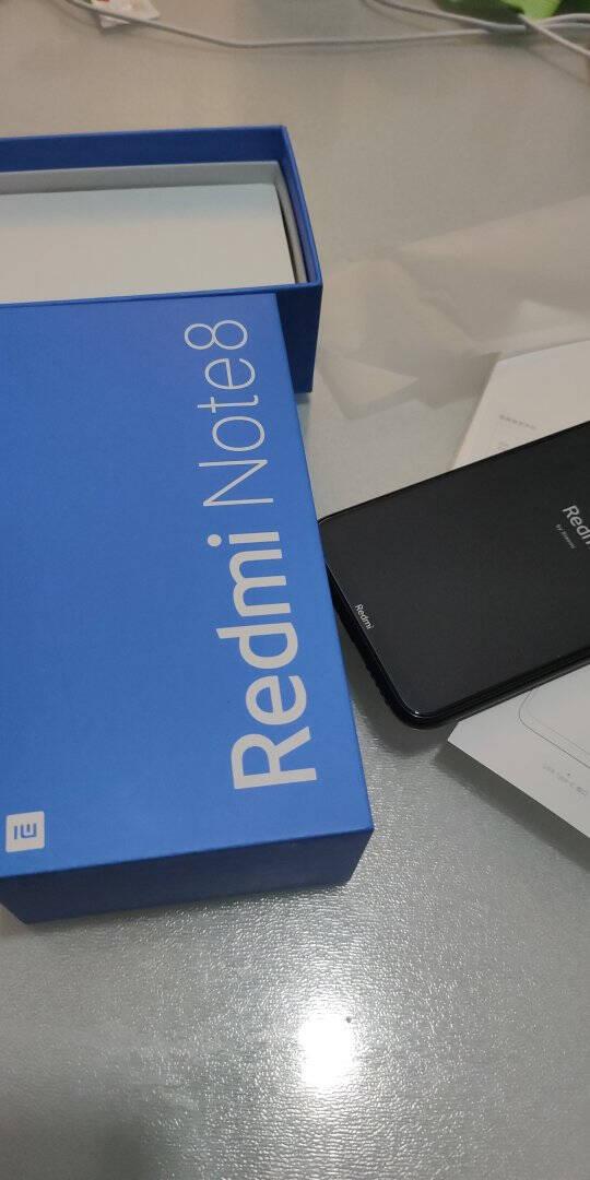RedmiNote84800万全场景四摄4000mAh长续航高通骁龙66518W快充小金刚品质保证6GB+128GB梦幻蓝游戏智能手机小米红米