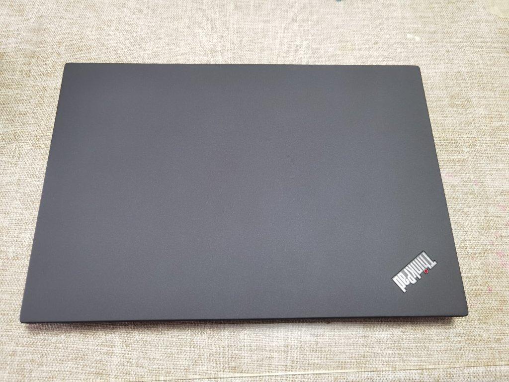 联想思考本T14商务笔记本电脑,多重安全让工作用更安全
