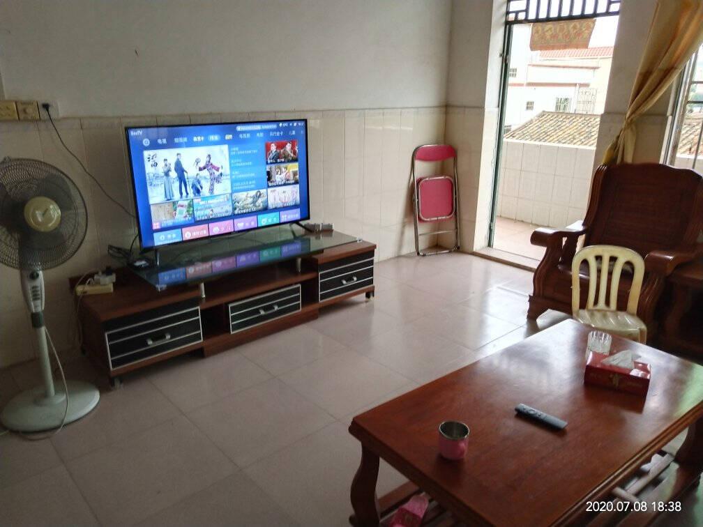 风行电视43英寸43A5六核8G全高清同步教育液晶平板智能网络电视有线无线连接银色