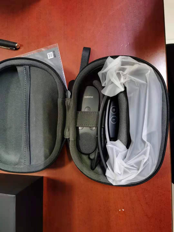 华为(HUAWEI)华为VR眼镜原装虚拟现实3D全景头戴式IMAX巨幕式体验手机投屏游戏眼镜华为VR眼镜【送一年影视会员+晒单大礼包】