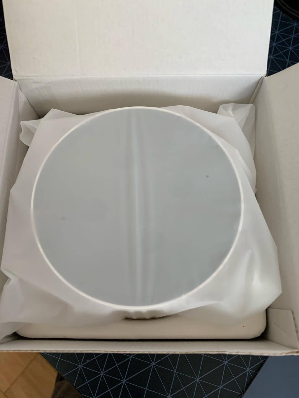 京鱼座AI音箱P2标准版智能音箱蓝牙/WIFI音响AI家庭助手语音操控智能白色