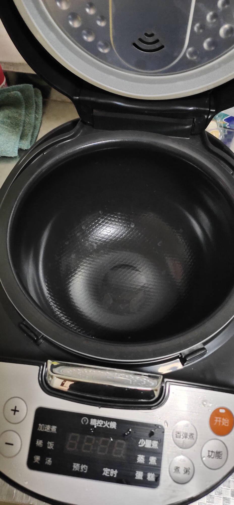 苏泊尔(SUPOR)电热饭盒1L双层不锈钢双胆加热饭盒上班族可插电蒸热饭器DH02FD808