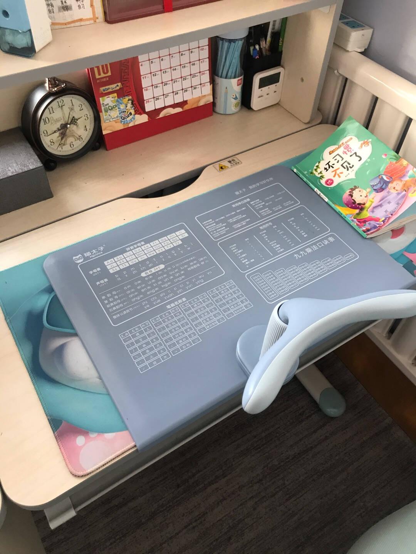 猫太子(MAOTAIZI)快夹矫正器儿童纠正写字姿势坐姿卫士矫正器小学生用儿童学习预防低头写作业正姿支架蓝