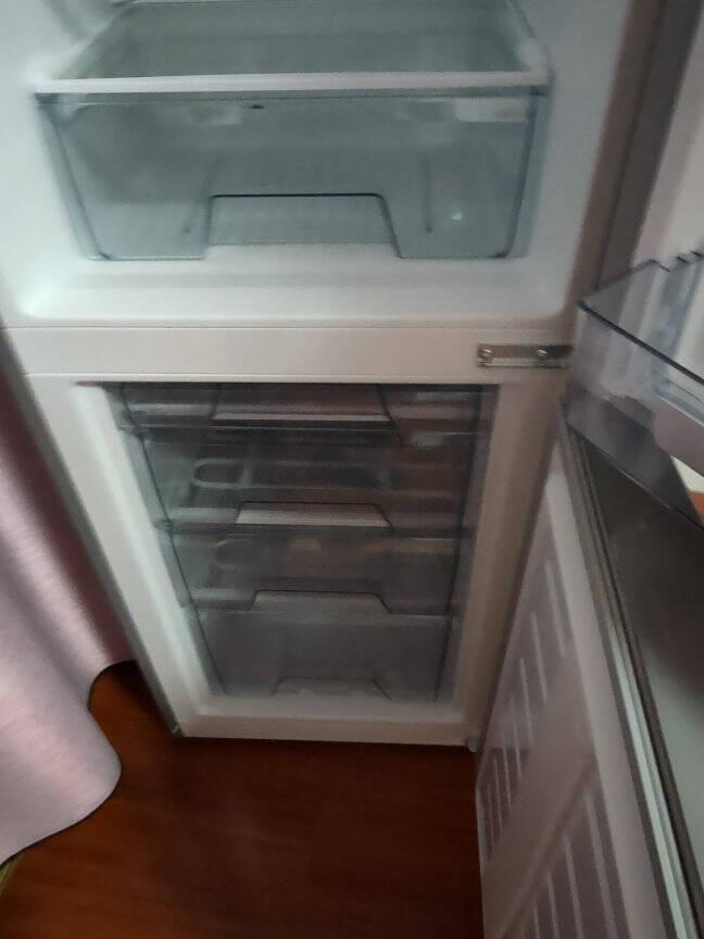 冰箱【自营配送,送货入户】175升冰箱双开门家用双门小冰箱宿舍租房必备节能小而美电冰箱175升丨静音双开门小冰箱