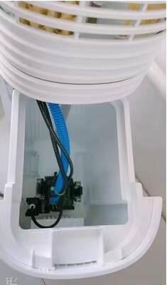 格力(GREE)空调扇家用卧室静音冷风机立式摇头移动制冷空调扇遥控塔式水冷塔扇冷风扇移动小空调21年KS-04S63Dg