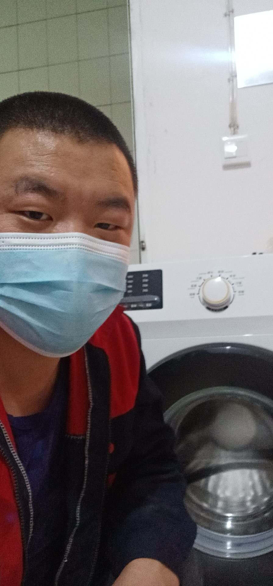 TCL滚筒洗衣机全自动8公斤变频节能高温煮洗杀菌中途添衣P300系列(芭蕾白)芭蕾白