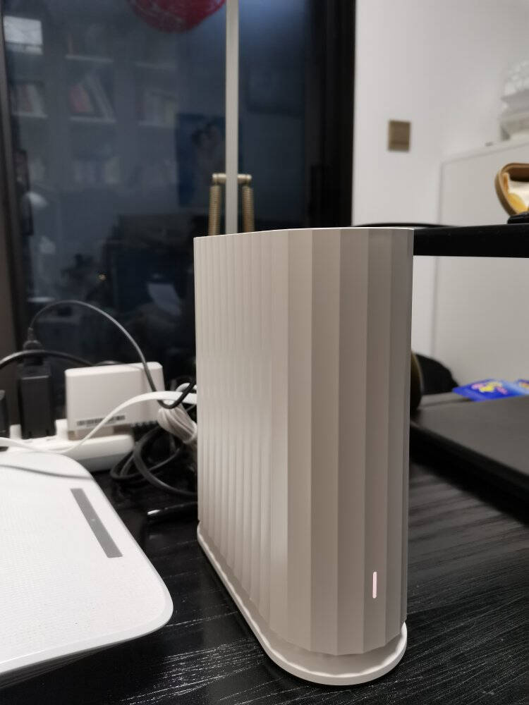 联想个人云A1(单盘位4T版)家庭私有云网络存储服务器nas内置西部数据硬盘红盘支持远程访问自动备份