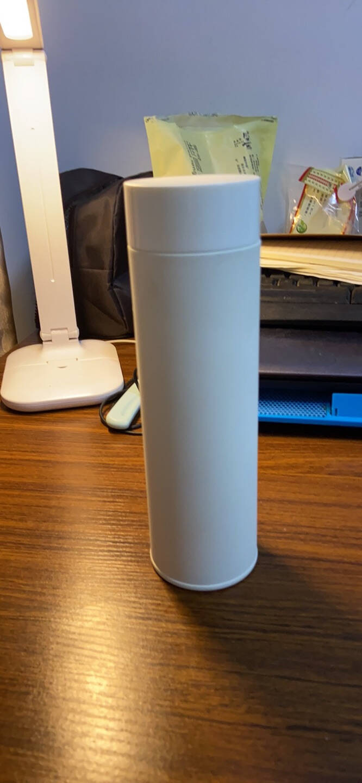 小米(MI)米家保温杯大容量500ml男女士儿童316不锈钢车载便携真空保温保冷水杯子商务办公室保暖茶杯壶
