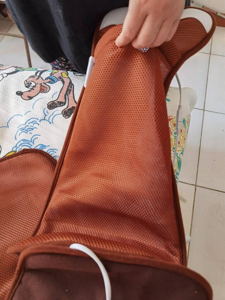木顿(mudun)艾灸热敷包艾灸热敷袋电加热关节膝盖热敷护膝理疗艾绒包电热敷袋