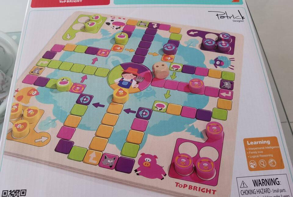 特宝儿魔鬼大脑爱逻牌数学逻辑游戏儿童玩具男孩女孩亲子互动6-12岁迷你桌面宝宝孩子抖音爆款170002