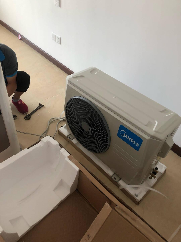 美的(Midea)新一级智行智能变频冷暖2匹客厅圆柱空调立式柜机KFR-51LW/BP3DN8Y-YH200(1)