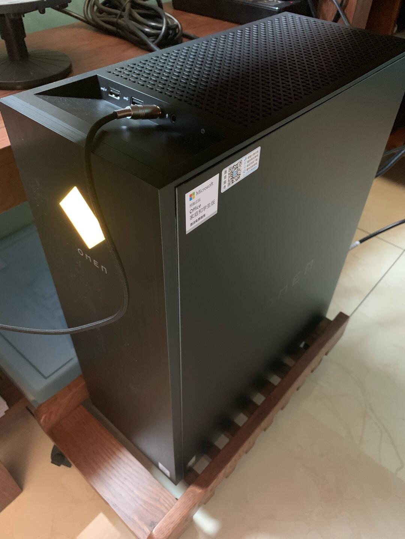 惠普HP暗影精灵6Pro台式电脑游戏台式机主机设计师电脑11代i7-11700FRTX306012G独显16G256G+1T