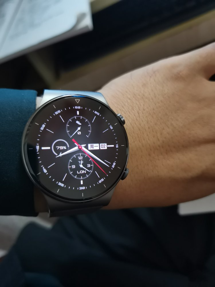 华为运动智能手表,送男朋友生日礼物推荐