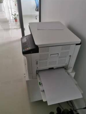 东芝(TOSHIBA)激光打印机复印机多功能一体机办公黑白新款2323AM/2523A东芝A3打印机2323AM网络版+双面器+盖板2323AM