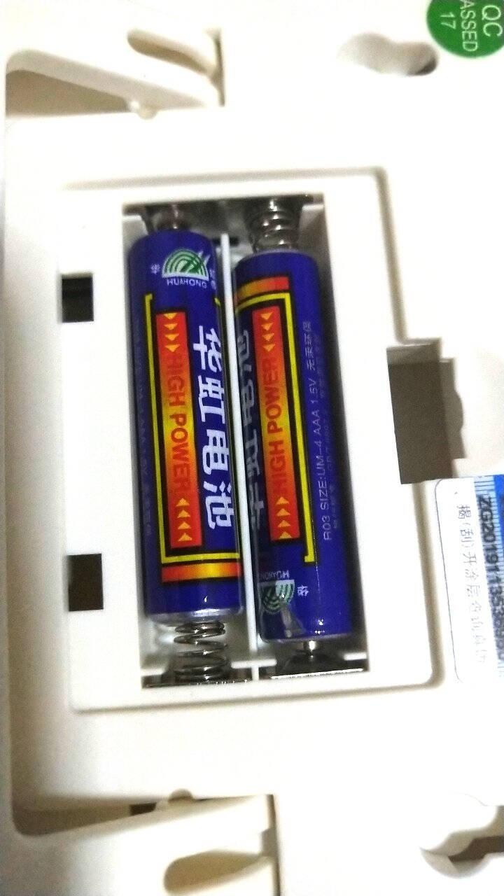 志高(Chigo)电子温度计家用室内灯光婴儿房高精度温湿度计壁挂式室温计精准温度表温度计ZG-8012